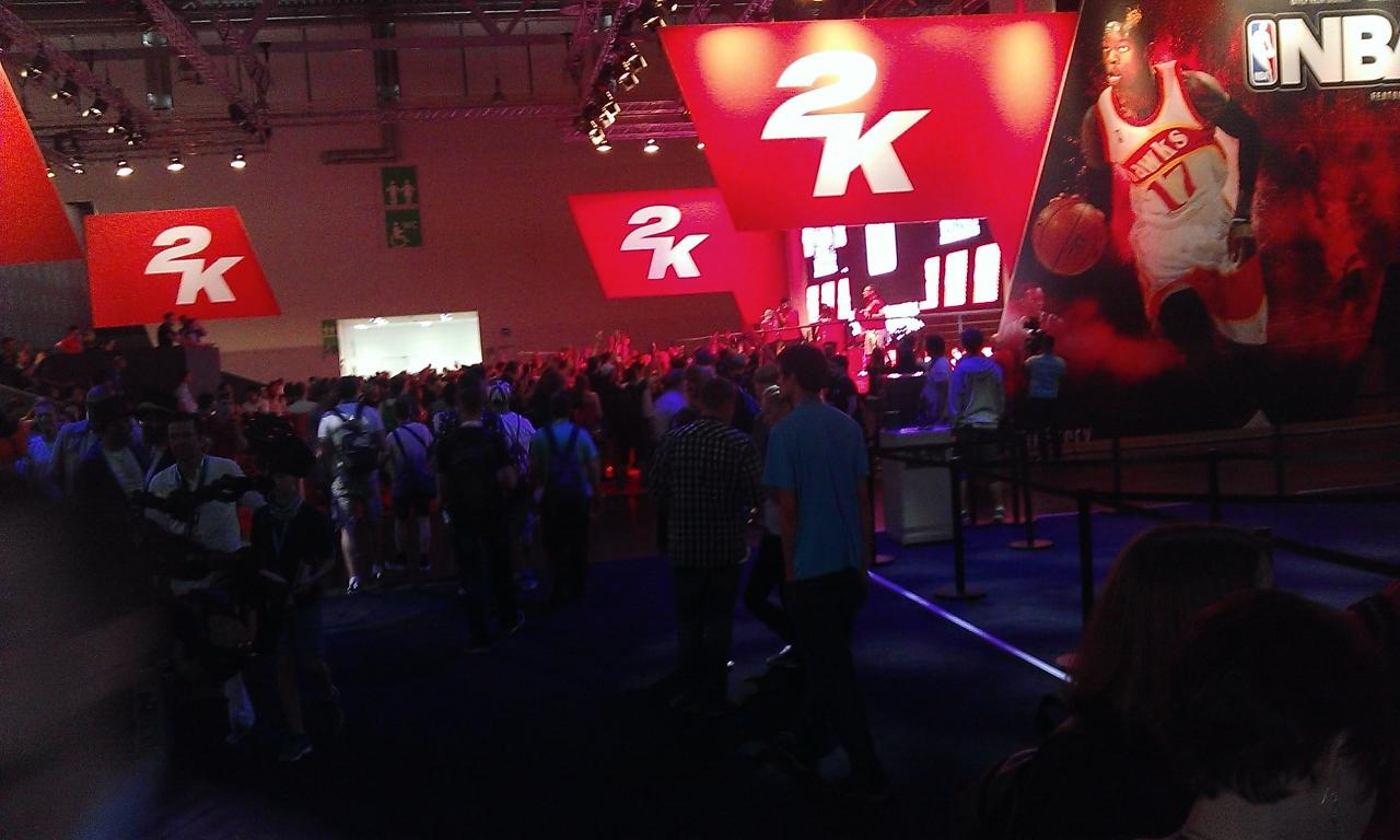Scène show 2K