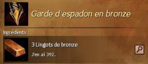 04 1 garde espadon bronze