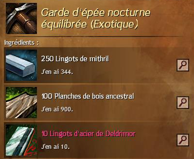 05 2 garde epee nocturne lestee