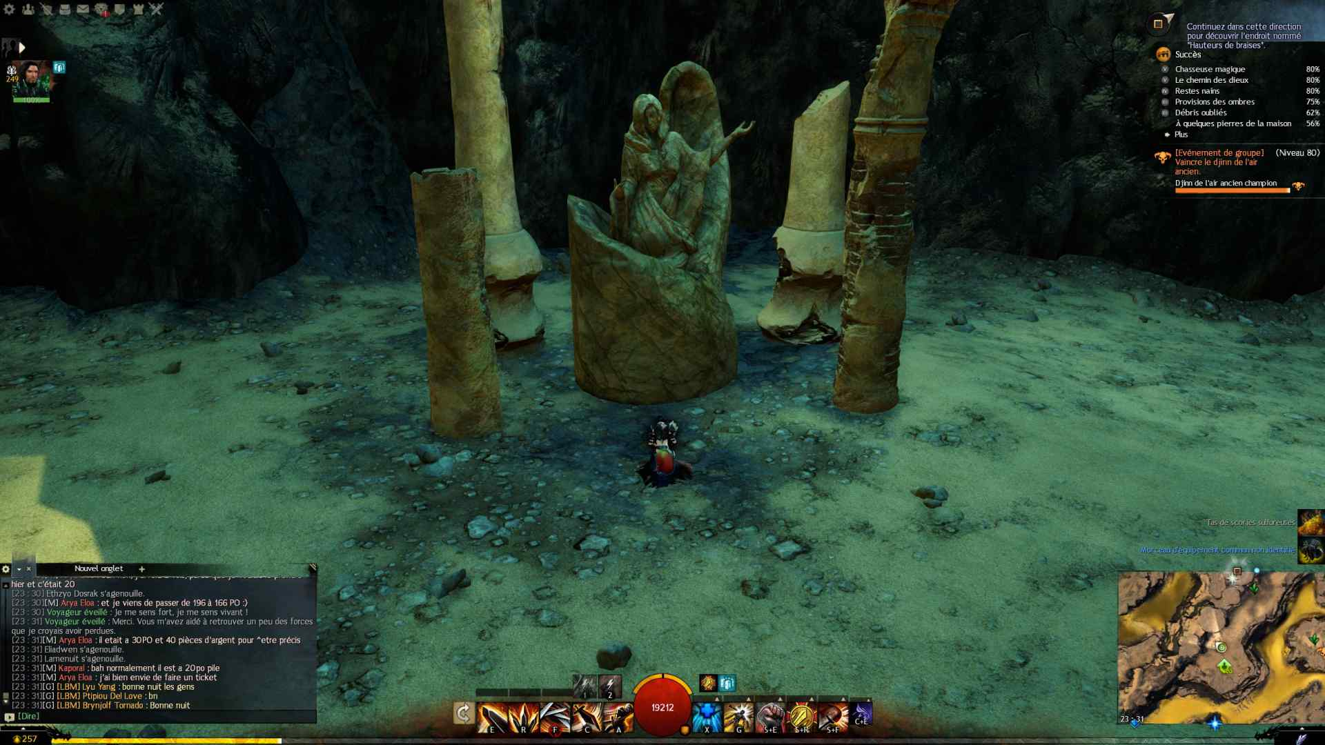 1 statue de dwayna a compressed