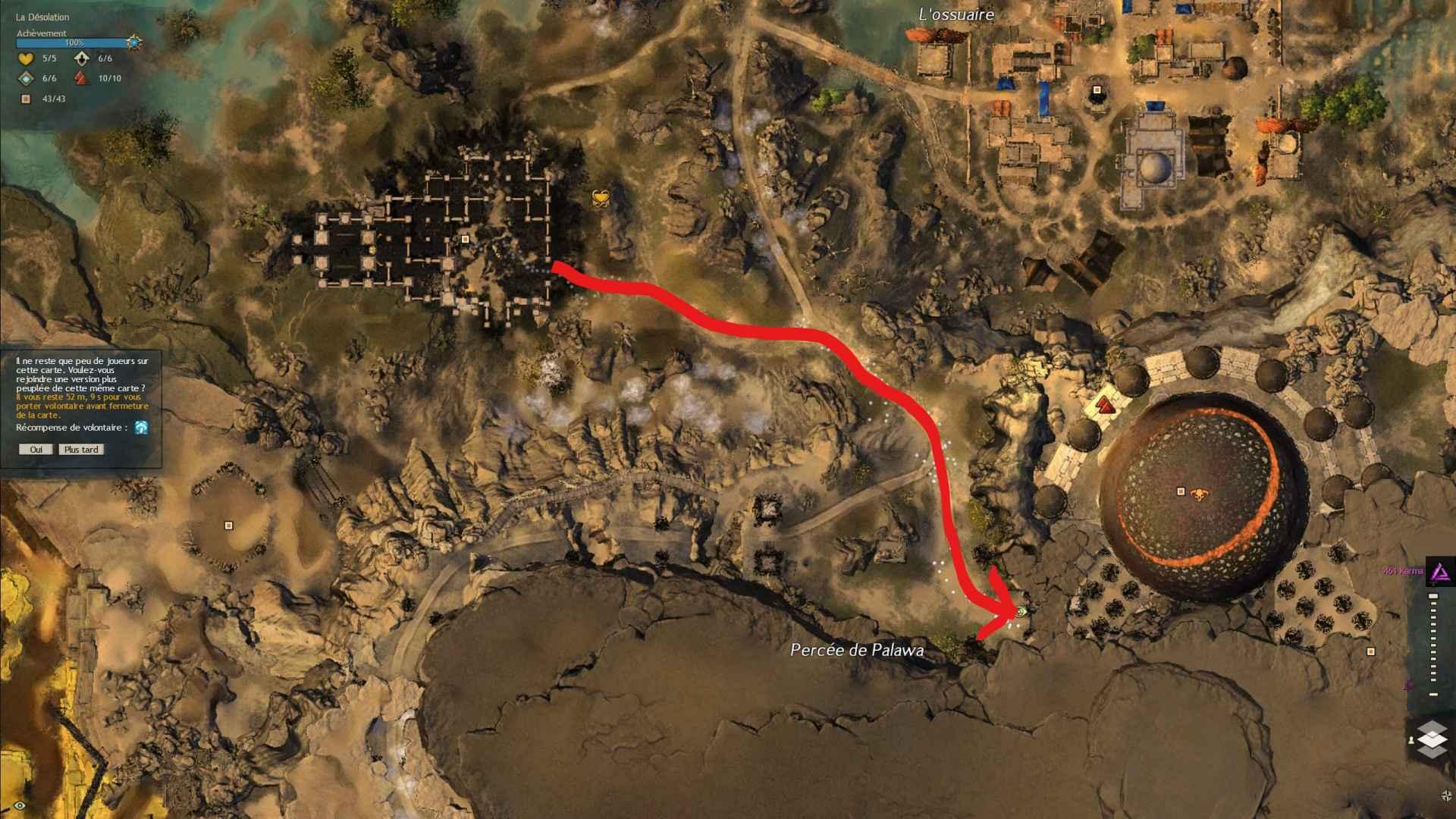 3 escorter zuni et les 4 villageois jusqu au portes de la pergola du marechal des clans b compressed