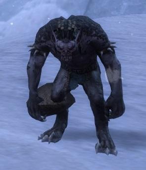 Bb02 troll des neiges
