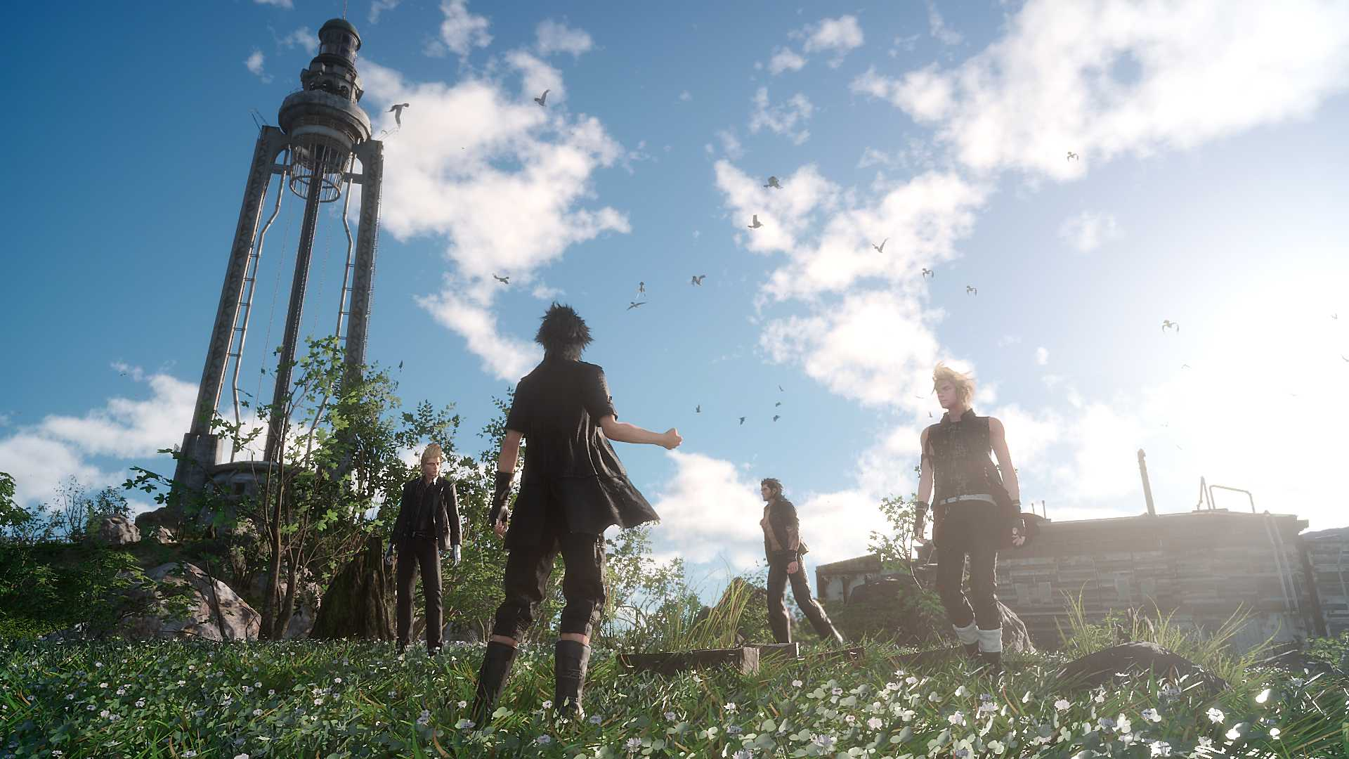 Ff15 compressed