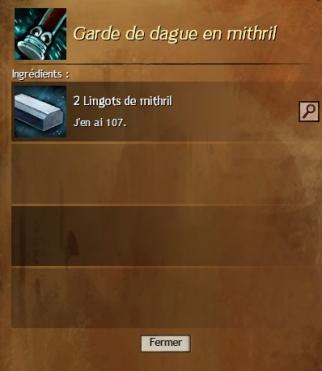 Garde mithril 1