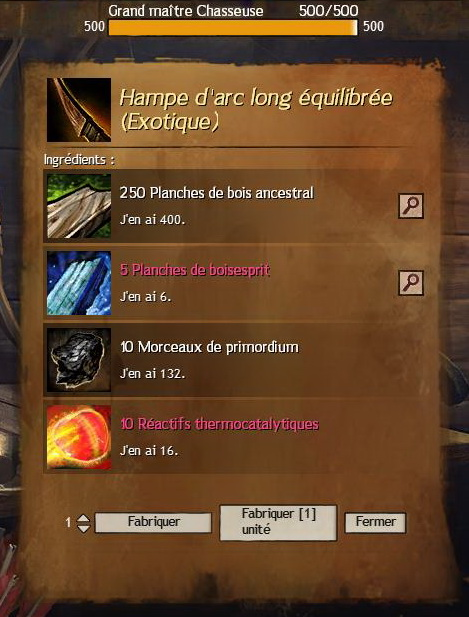 Coffre En Bois Legendaire : Kudzu II : L?arc long perfectionn?