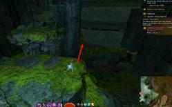 Gw2 ancient power core hero point tangled depths 2