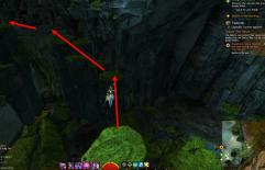 Gw2 ancient power core hero point tangled depths 5