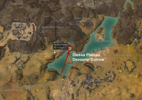 Course de Guilde Gw2-devourer-burrow-guild-rush