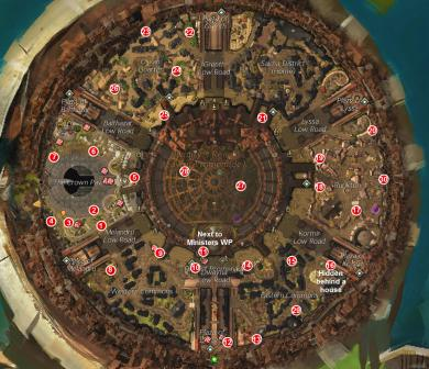 Gw2 donation drive orphan location guide 23