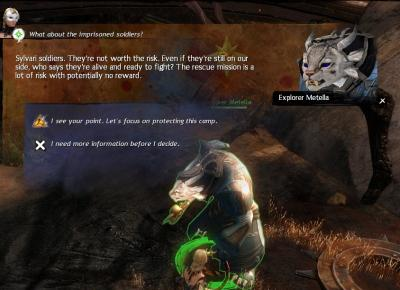 Gw2 dug in heart of thorns act i story achievements