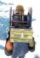Gw2 elegant huntsmans backpack