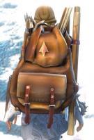 Gw2 intricate huntsmans backpack