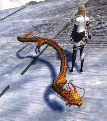Gw2 mini mystical dragon 4