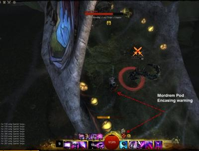 Gw2 mote master dragons reach part 2 achievement guide 2