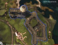 Gw2 new desert borderlands wvw map 5