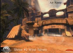 Gw2 new desert borderlands wvw map air keep shrines 2