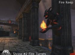 Gw2 new desert borderlands wvw map fire keep shrines 2