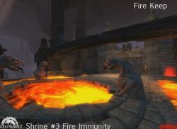 Gw2 new desert borderlands wvw map fire keep shrines 3