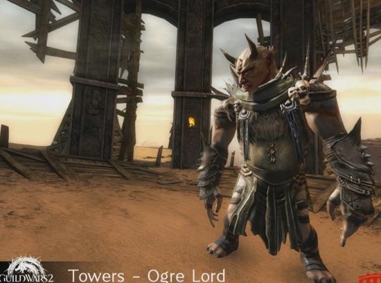 Gw2 new desert borderlands wvw map mage college tower 2