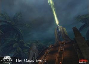 Gw2 new desert borderlands wvw map oasis event 2