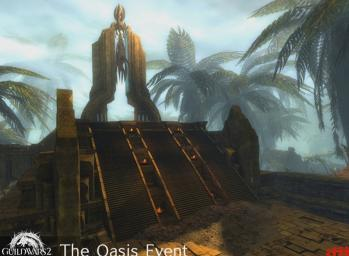Gw2 new desert borderlands wvw map oasis event