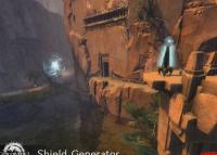 Gw2 new desert borderlands wvw map shield generator 2