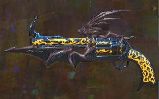 Gw2 nightfury pistol
