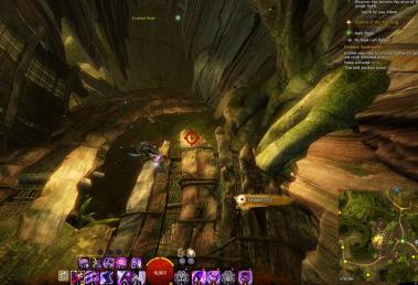 Gw2 no masks left behind achievement guide chak hollow 2