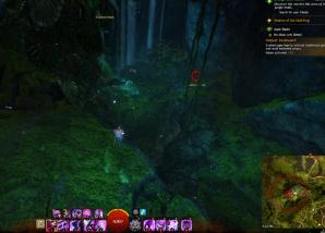 Gw2 no masks left behind achievement guide griffonfall 2