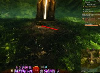Gw2 no masks left behind achievement guide morwood wilds 2