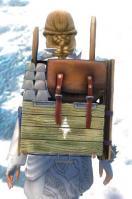 Gw2 ornate huntsmans backpack 2