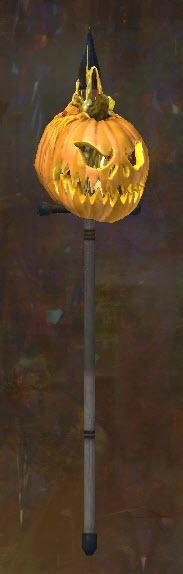 Gw2 pumpkin smasher hammer 1