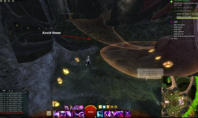 Gw2 untouched by maw and claw dragons reach part 2 achievements guide 3
