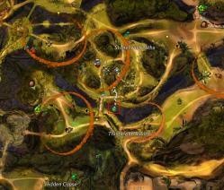 Gw2 verdant brinks insight thistlevine ravine 3