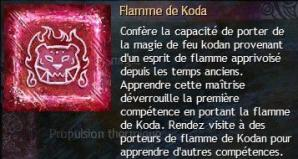 Maitrise flamme de koda compressed