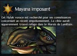 Mayanimposant