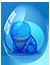 Oeufdepaques bleu