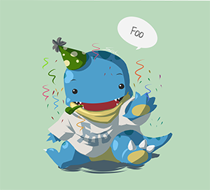 Quaggan logo little