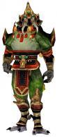 Quetzal martial 1