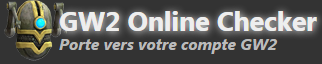 GW2 Online Checker