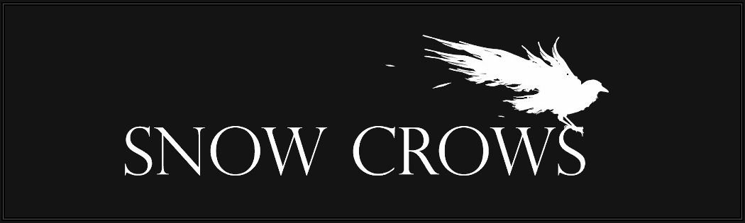 Snow crows compressed