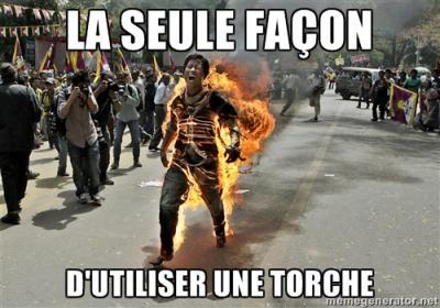 Torche berserk