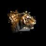 96px juvenile tiger