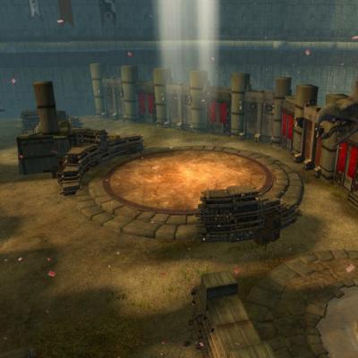 Amphitheatre eternel refonte 2