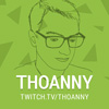 Chaîne twitch de Thoanny, Streamer FR GW2