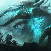 Banniere drakkar