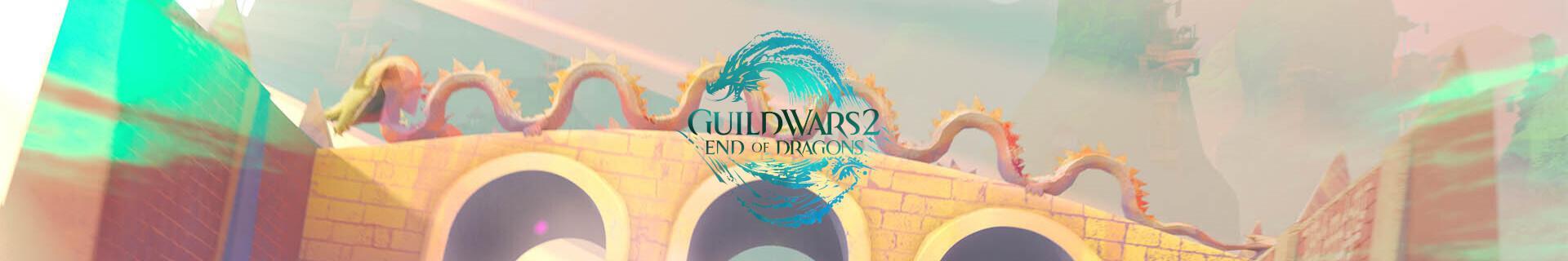 Guild Wars 2 : End of Dragons arrive début 2022