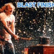 Blast finisher