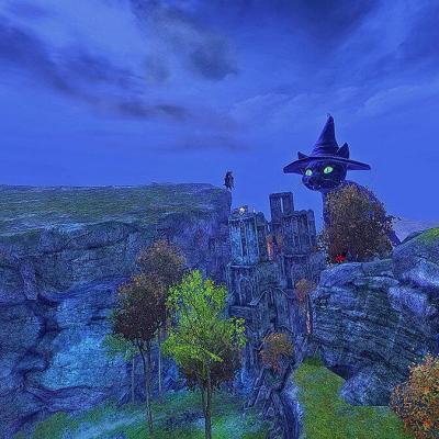 Citadelle noire