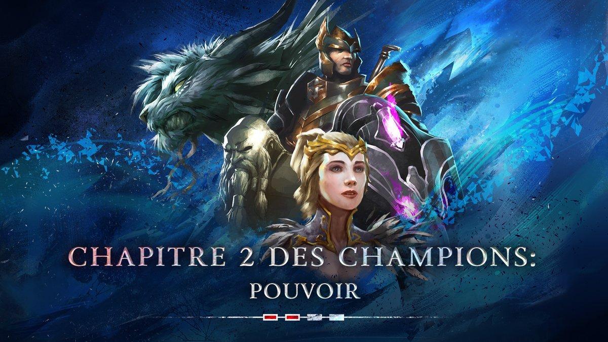 Champions pouvoir artwork